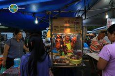Pasar Malam Gat Lebuh Macallum