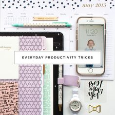 Time management tips and tricks for memory keepers.