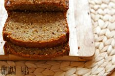 Awesome millet banana bread!  Replace the buttermilk with plain yogurt.