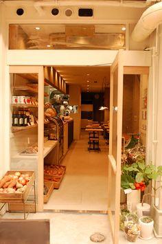『ミツバチ食堂 × パン・喫茶「円居」』さんにどんなお店か紹介していただきました。