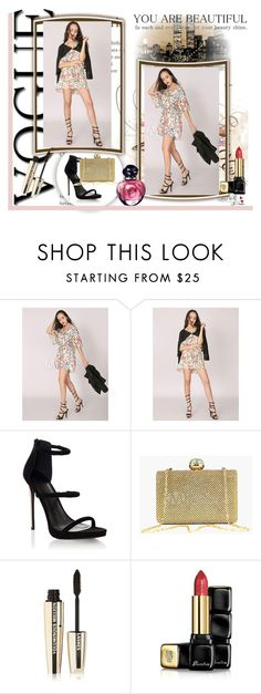 """""""Boutique by Milanoo"""" by zijadaahmetovic ❤ liked on Polyvore featuring Lipsy, L'Oréal Paris, Guerlain, country and milanoo"""