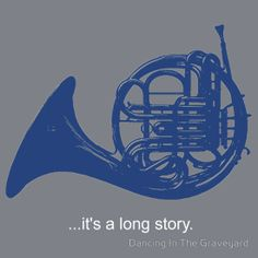 himym blue french horn in the restaurant - Google Search
