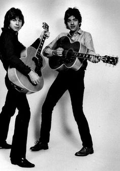 Rockpile: Dave Edmunds, Nick Lowe Only released one album that I'm aware of. Music Film, Music Icon, Music Love, Rock Music, Rock N Roll, Dave Edmunds, Nick Lowe, Marc Bolan, Power Pop
