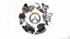 ArtStation - Overwatch compilation, Carlos Ruiz