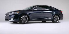 Shop new Kia Cadenza near Tulsa, OK. New Cadenza cars are available at Ferguson Kia in Broken Arrow. Ferguson Kia is Oklahoma's longest standing Kia dealer. Impala Ltz, Chevrolet Impala, Kia Optima, Kia Sportage, Best Pickup Truck, Kia Motors, Car Salesman, Top Cars, Car Wallpapers