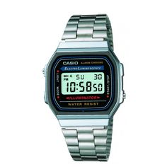 Casio Men s A168WA-1 Watch  6fd728ee6c