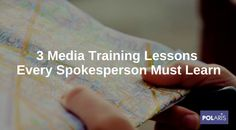 We have a very simple philosophy about media training. It should provide a spokesperson with the tools needed to conduct effective media interviews when we're not there to support them.