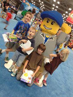 LEGO KidsFest by Maker Mama, via Flickr