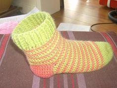sokken haken   kan ik een breipatroon ook haken