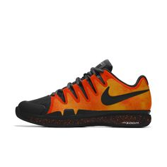 2690536cbb5 NikeCourt Zoom Vapor 9.5 Tour iD Damen-Tennisschuh Nike Id, Fußballschuhe,  Turnschuhe Nike
