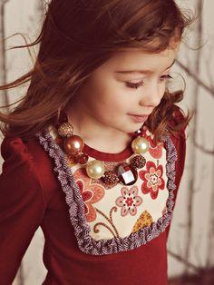 Little girls blouse sewing pattern