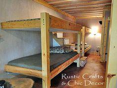 30 Cowboy Bunk Beds - Interior Designs for Bedrooms Check more at http://billiepiperfan.com/cowboy-bunk-beds/ #BedroomInteriorDesign