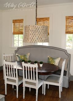Ashley Gilbreath Interior Design   Selma, Alabama Breakfast Room