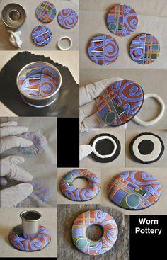 Todos os tamanhos | Worn Pottery | Flickr – Compartilhamento de fotos!