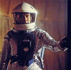 2001:a space odyssey - 1966-68 Moon Suit