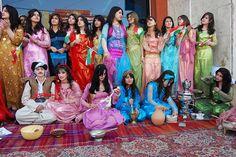 NewRoz kurdistan kurdish girls by KecaEzidiKurd