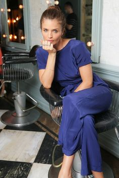 Blackstones launch, New York - June 24 2013  Helena Christensen.