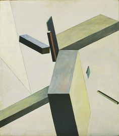 El Lissitsky Composition 1922
