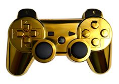 Game controllers for Xbox 360 and PS3