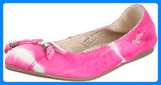 REPLAY Kisha RB070003L, Damen, Ballerinas, Pink  (Fuxia 025), EU 37 - Ballerinas für frauen (*Partner-Link)