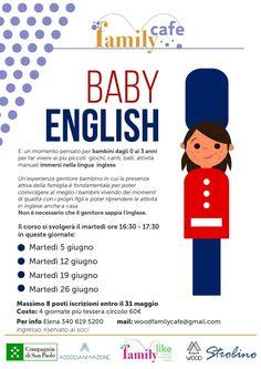 Baby English – mamma, parliamone