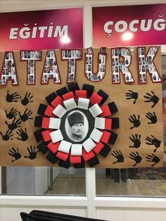 10 kasım Atatürk grup çalışması 30th Birthday Decorations, Glitter Birthday Parties, Birthday Party Hats, Graduation Party Games, Graduation Party Decor, Classroom Crafts, Preschool Activities, Diy And Crafts, Crafts For Kids