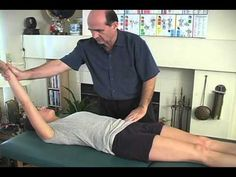 Kinesiology Institute_14 Muscle Tests with John Maguire - YouTube