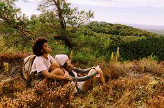 Einfach mal abschalten und innehalten. #Natur #Stille #Volvic Inner Strength, Natural Beauty, Hiking, Feelings, Couple Photos, Nature, Inspire, Inspiration, Beautiful