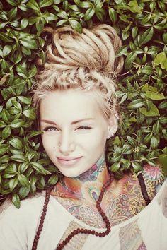 Sexy Tattooed Girls - Inked Hotties