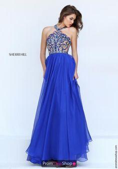 Sherri Hill Dress 50420 at Prom Dress Shop