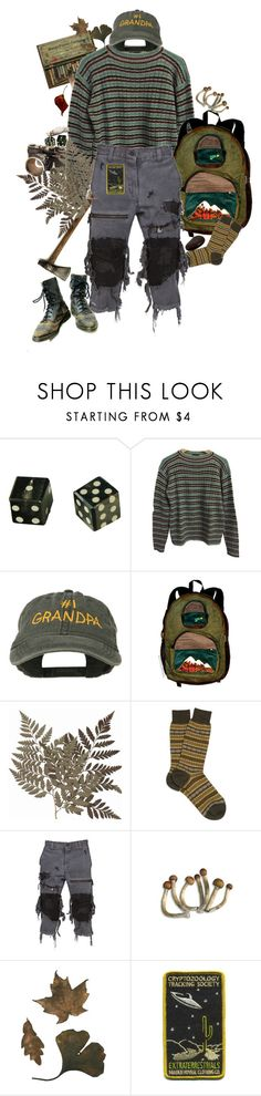 """I'll Find It"" by causingpanicatthetheater on Polyvore featuring Prada, Pantherella, Unholy Matrimony and Religion Clothing"
