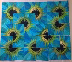 Sunflower illusion