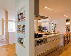 ダイニング&キッチン|注文住宅のアキュラホーム