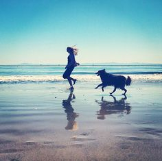 Amanda Seyfried And Her Dog Finn (Instagram)