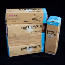 Review of Earthpaste by Elizabeth Galen, Ph.D.