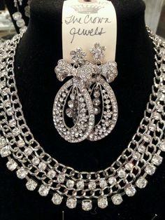 Dripping in jewels! #beekeeperscottage #luckettsva
