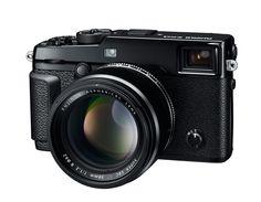 Fujifilm X-Pro2 con objetivo Fujinon XF 56 mm f/1,2
