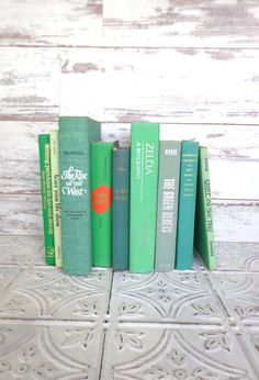 Spring Green Books Instant Library Collection by sorrythankyou79 ~  #contest #heritagecollection
