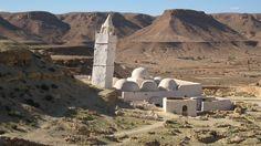 Southern Tunisia: Chenini Mosque, Near Tataouine