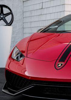 Lamborghini Huracan *Red helps me drive faster* ≕☥DV☥≔