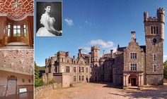 Scottish castle with 40 bedrooms goes up for sale for just £900,000  #DailyMail | These are some of the stories. See the rest @ http://twodaysnewstand.weebly.com/mail-onlinecom or Video's @ http://www.dailymail.co.uk/video/index.html