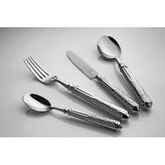 Príbor SOLA San Remo, 24 dielna sada Home Living, Flatware, San, Tableware, Mirror, Cutlery Set, Dinnerware, Tablewares, Mirrors