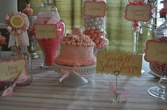 Ballerina Birthday Party Ideas | Photo 5 of 23 | Catch My Party