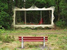 Natuurkunst Drenthe: Kruisweg
