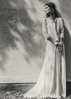 Laure De Sagazan Wedding Dress Collection   Bridal Musings Wedding Blog 11