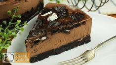 Sütés nélküli csokoládétorta recept elkészítése videóval. A Sütés nélküli csokoládétorta elkészítését, részletes menetét leírás is segíti. Food Cakes, Oreo, Biscuit, Cake Recipes, Unt, Cakes, Easy Cake Recipes, Kuchen, Crackers