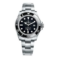 #Rolex Sea-Dweller Stainless Steel #Watch