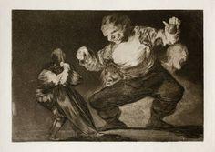 Francisco de Goya. Goya en El Prado: Bobalicón