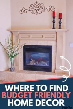 You don't have to spend an arm and a leg finding pieces that make your home look expensive that fit your overall theme. Here's where to find budget friendly decor. Diy On A Budget, Decorating On A Budget, Decorating Blogs, Accent Wall Decor, Modern Wall Decor, Cheap Home Decor, Diy Home Decor, Rustic Wood Decor, Expensive Houses