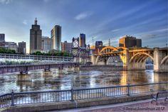 Robert Street Bridge ©Teresa Boardman